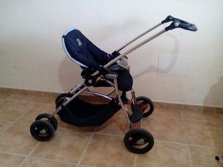 carrito bebe gemelos