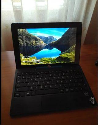 Ordenador portátil convertible a tablet