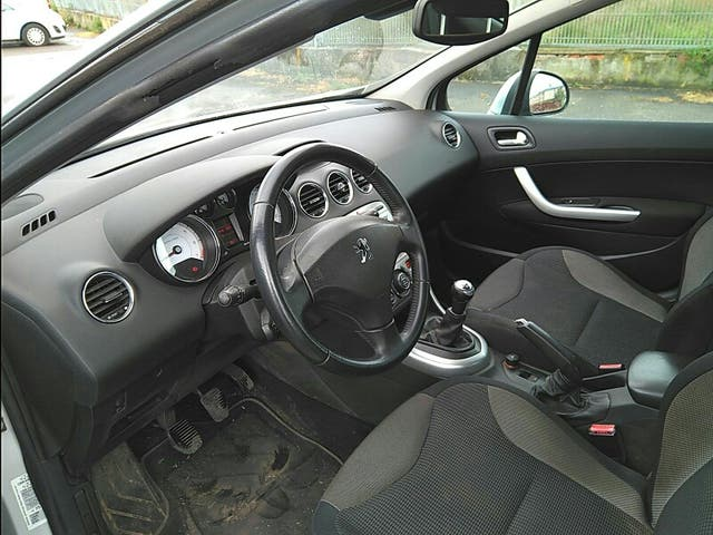 Peugeot 308 THP 150cv