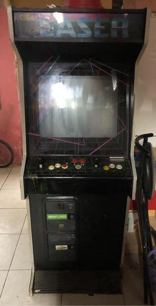 Maquina recreativa Laser 25""
