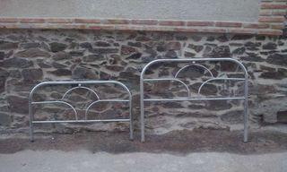 Cabeceros de cama antiguo