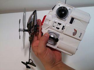 helicoptero radio control