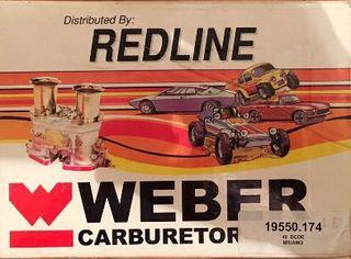 Carburador WEBER 40 DCOE.