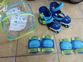 Patines de línea infantil. Ideal para REGALAR