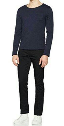 Pantalón hombre Negro Guess W28L32(38)