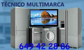 servicio técnico en electrodomésticos .