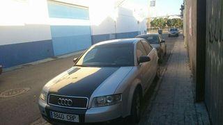 Audi A4 2003 lo vendo Para piezas