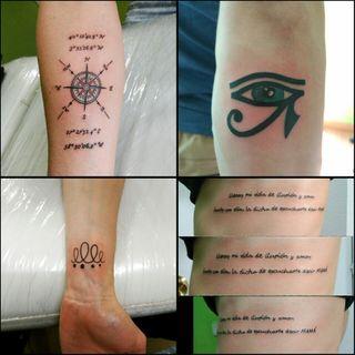 Tatuador en Fuenlabrada