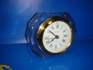 Reloj imperia de mesa, nuevo, de relojería