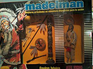Madelman original años 70