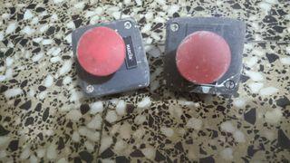 pulsadores de marcha motores