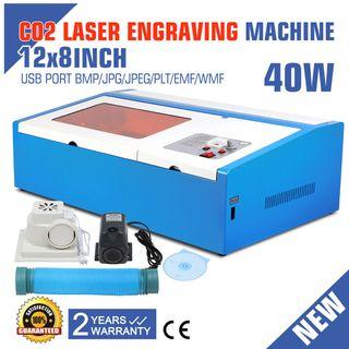 Maquina gravado corte laser