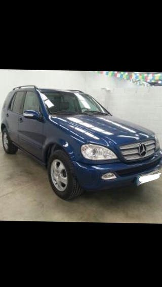 Mercedes-Benz Clase ML 2002