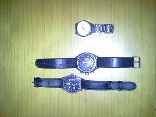 relojes para piezas