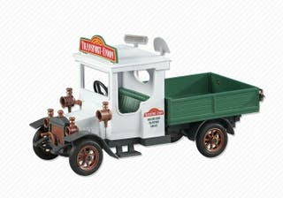 Camion victoriano playmobil