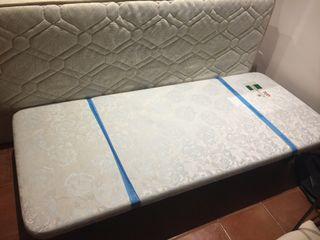 Base tapiflex con patas para colchón