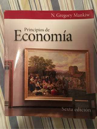 Principios de economia Mankiw