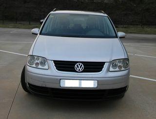 Volkswagen Touran 1.9 TDI 7 plazas
