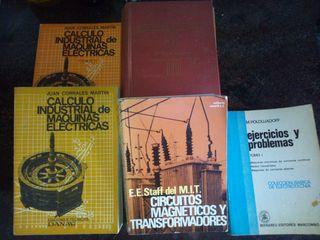 Vendo Libros varios de Electricidad