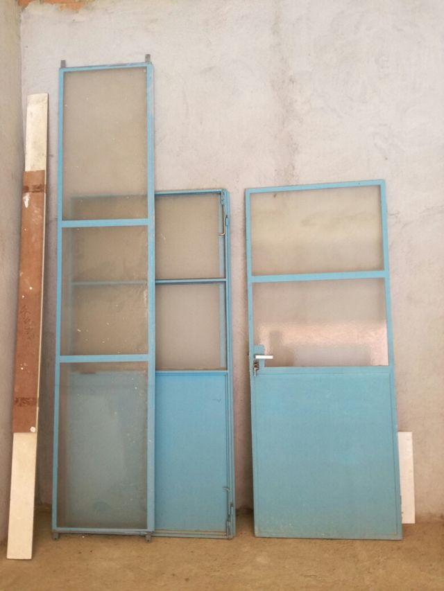 Puertas taller /Garaje