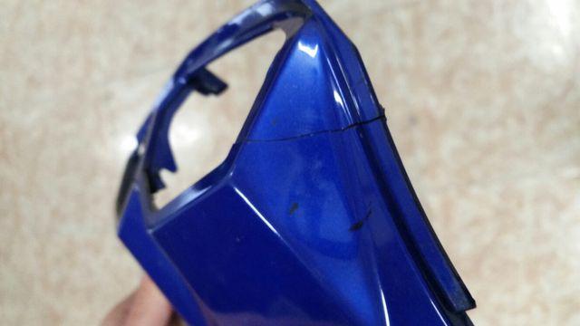 Paso Rueda R6 Azul