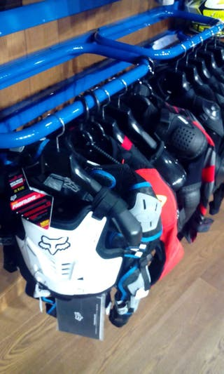 Petos de bici o moto para niños