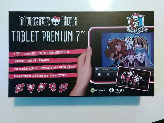 """Tablet 7"""" MONSTER HIGH"""