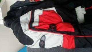 Chaqueta moto Spyke