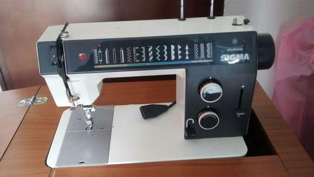 Máquina De Coser Sigma 2002 De Segunda Mano Por 120 En Las Vegas En Wallapop