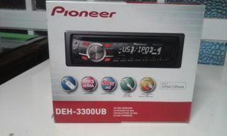 Radio Pioneer Mp3 para coches, urge!!