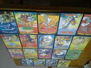dvd dibujos