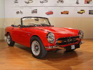 Honda s800 1965