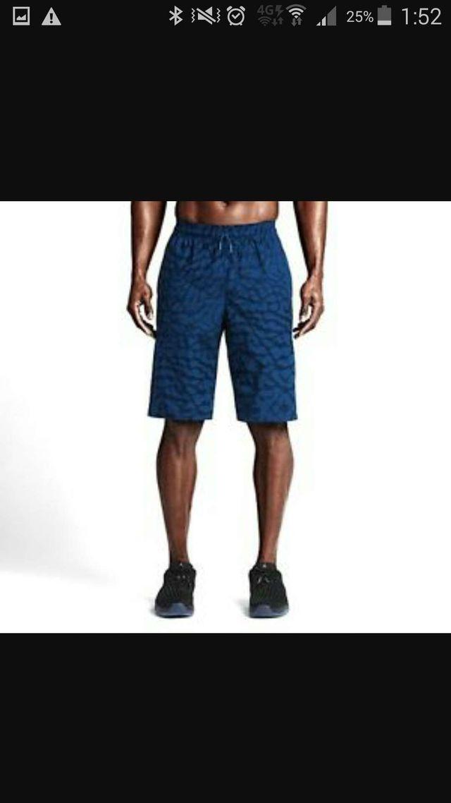 online store 881b7 08594 Pantalon corto nike air jordan 818507 442 nuevo con etiquetas talla 28