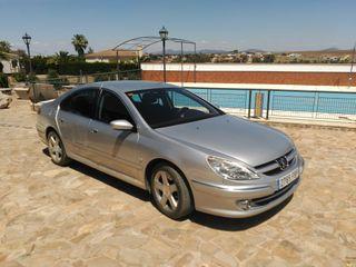 Peugeot 607 2006