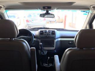 Mercedes-Benz Viano 2013 automático diésel