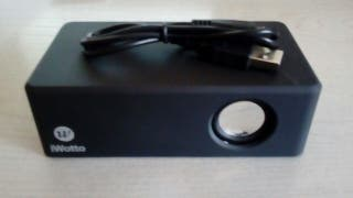 Altavoz amplificador iWotto (nuevo a estrenar)