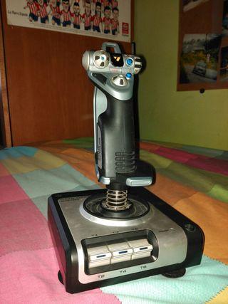 Saitek X52 Controller