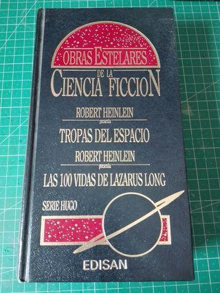 CIENCIA FICCIÓN ROBERT HEINLEIN