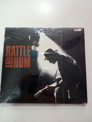 cd u2 rattle and hum