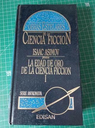 CIENCIA FICCIÓN DE ISAAC ASIMOV