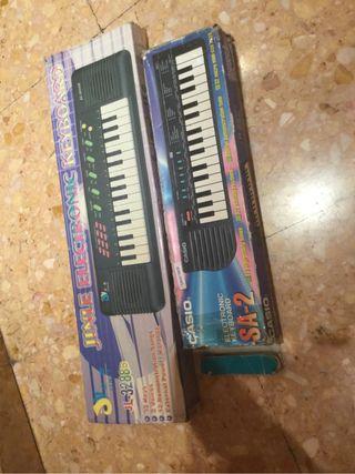 Pianos clase