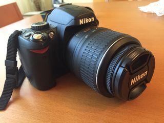 Nikon D60 - Nikkor 18-55