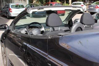 Nissan Micra C+C coupe