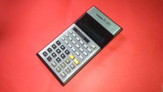 Calculadora CASIO fx-120