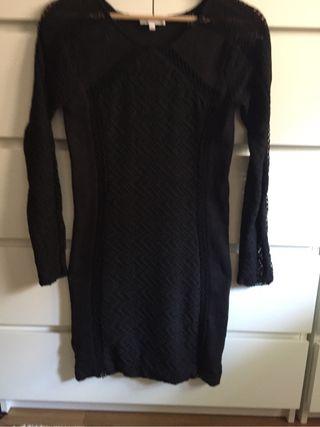 Vestido calados Intropia