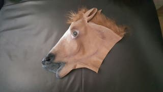 Máscara de Caballo [Nueva]