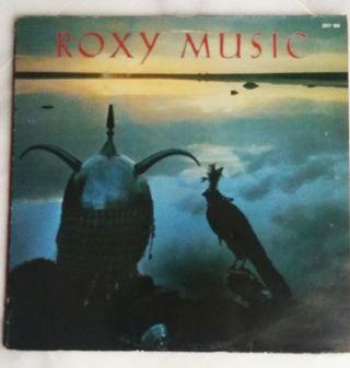 """Disco vinilo Roxy Music """"Avalon"""""""