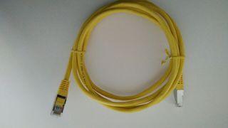 Cable de red Ethernet cat5e 175cm