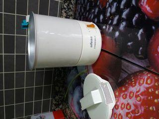 Calienta leche/agua eléctrico