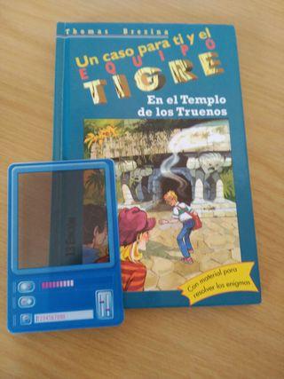 Equipo tigre - En el templo de los truenos